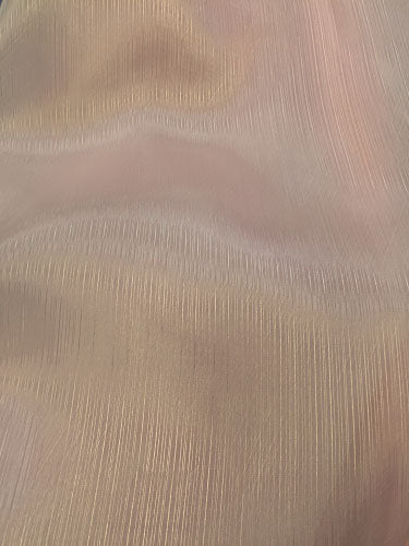Organdy Crystal Stripe - 58-inches Wide Pink