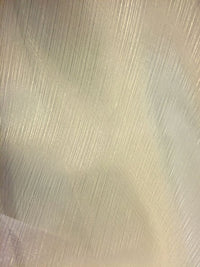 Organdy Crystal Stripe - 58-inches Wide Champagne