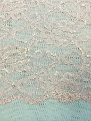 Galloon Lace - 60-inches Wide Light Pink