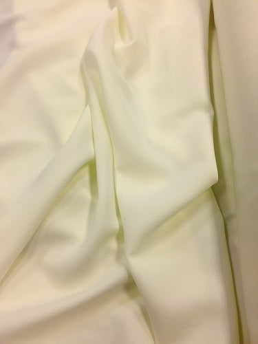 Kalahari Crepe - 60-inches Wide New Ivory