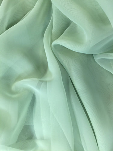 Poly Chiffon - 60-inches Wide Sage