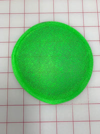 Headpiece Form: Buckram Round 5 inch - Color