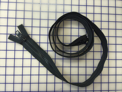 Zippers-60-inch-Black