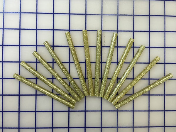 Glue Sticks - Thin Gold Glitter