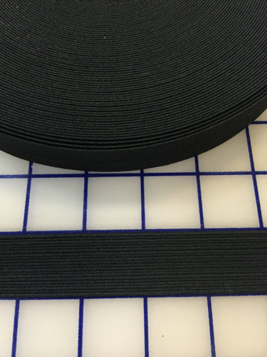 1-inch-Wide-Black-Elastic