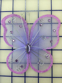 Butterflies - #BF2100 Lilac Large