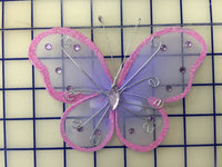 Butterfly Pin Lilac