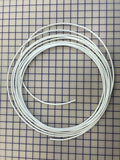 Hoopwire - Nylon Rod 1/4 Inch White