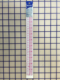 Ruler - 10ths Beveled