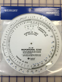 Ruler - Proportional Scale