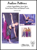 Nutcracker Arabian Patterns for Women and Men