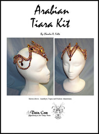 Tiara and Headpieces Level 2 Course Kit: Arabian Tiara