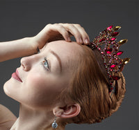 Tiara  and Headpieces Level 3 Course Kit: Aurora Firebird Bluebird Tiara