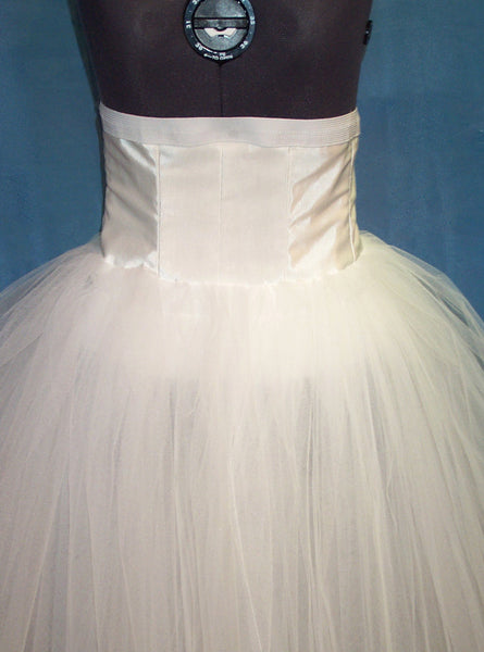Romantic Performance Tutu Course Kit: Neo-Classical Romantic Tutu with a High-Waisted Basque