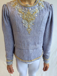 Tunic Pattern - Men's Classic Style By Claudia Folts and Kellie Sheehan