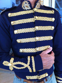 Men's Nutcracker Soldier Jacket - Made to Order