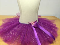 Children's Tutu with Sparkle and Embellishments
