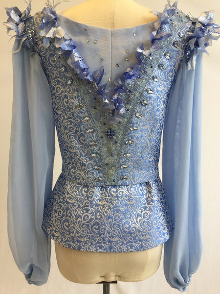 Tunic Pattern - Princely Style By Claudia Folts