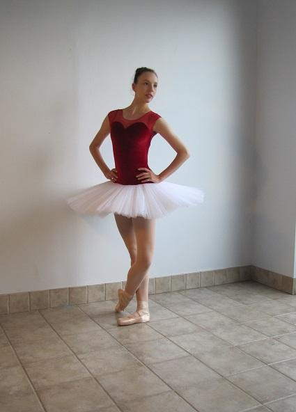 Stretch Tutu Classical Course Kit: Mesh Upper Style