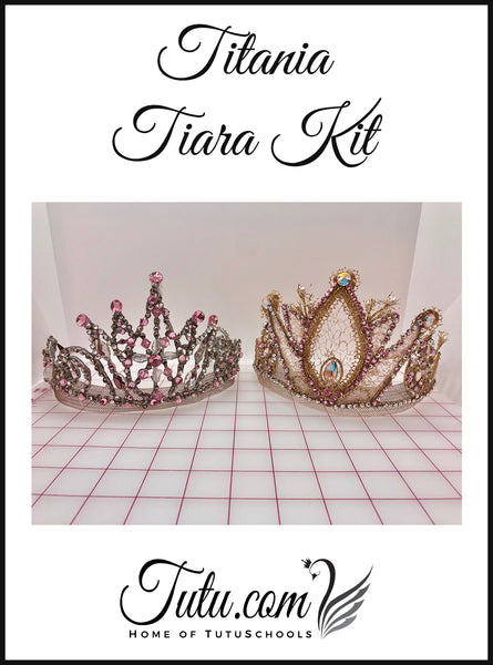 Tiara Kit - Titania Design