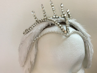 Tiara and Headpieces Level 3 Course Kit: Odette Odile Swan Lake Tiara