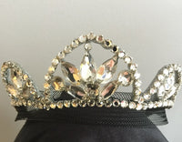Tiara and Headpieces Level 1 Course Kit: Princess Tiara with Czech Chain Rhinestones