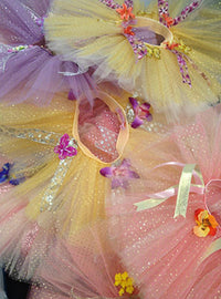 Children's Pull-On Tutu Course Kit