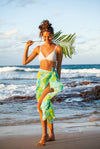 Bird of Paradise Sarong