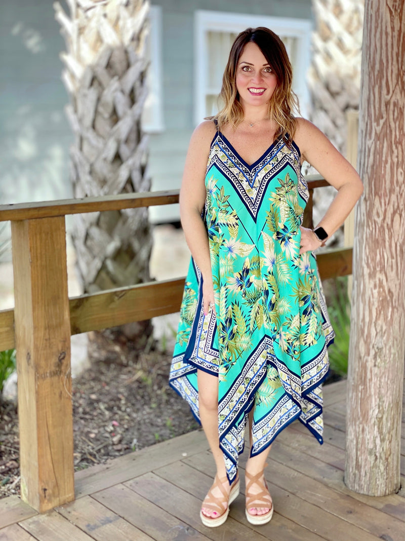Island Escape Dress