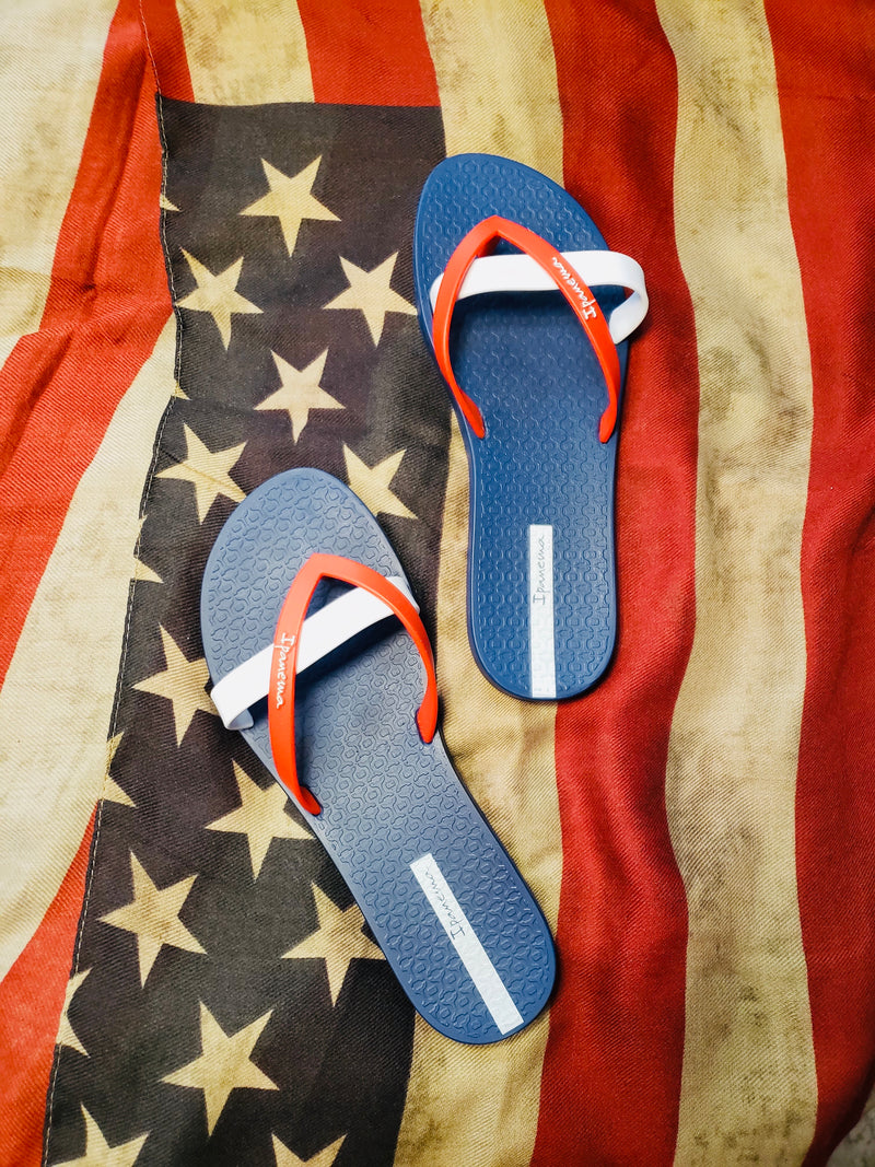 All American Summer Sandals