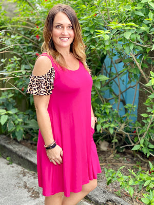 Tickle me Pink Dress