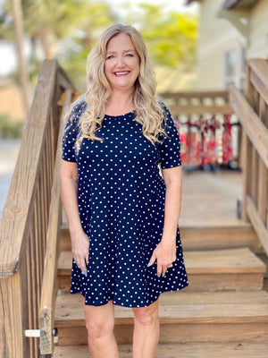 For the Love of Dots Dress