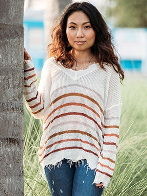 Weekend Retreat Sweater