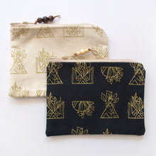 Potted Plant Zipper Pouch
