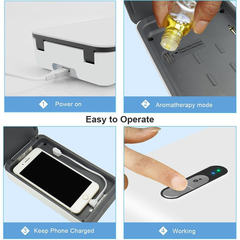 Cell Phone Disinfector