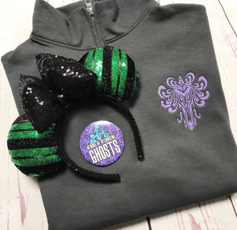 Happy Haunts Pullover (Youth)