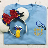 Sailor Duck Tee/Tank