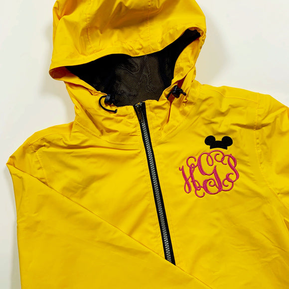 Mouse Ears Rain Jacket