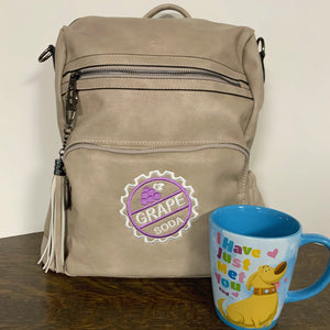 Grape Soda Backpack