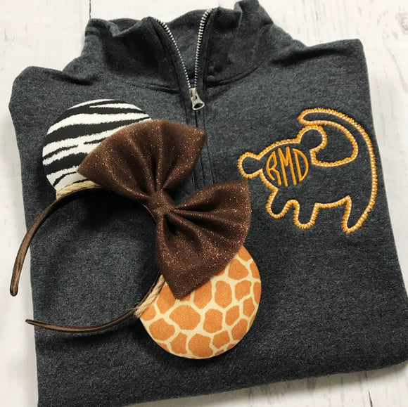 Baby Lion Pullover