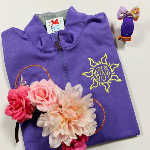 Lost Princess Pullover