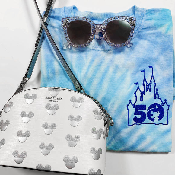 50th Anniversary Tie-Dyes
