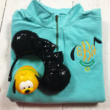 Playful Dog Pullover