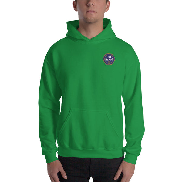 Hooded Sweatshirt (embroidered)