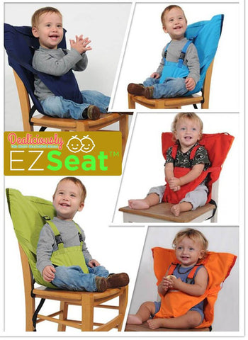EZSeat™ - Portable Highchair For Any Occasion