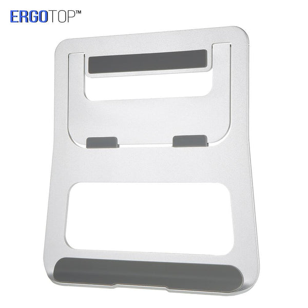 ErgoTop™ Cooling Ergonomic Laptop Stand (Aluminum Edition)