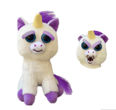 FEISTY FUNNY HUGGABLE PETS PLUSH TOY