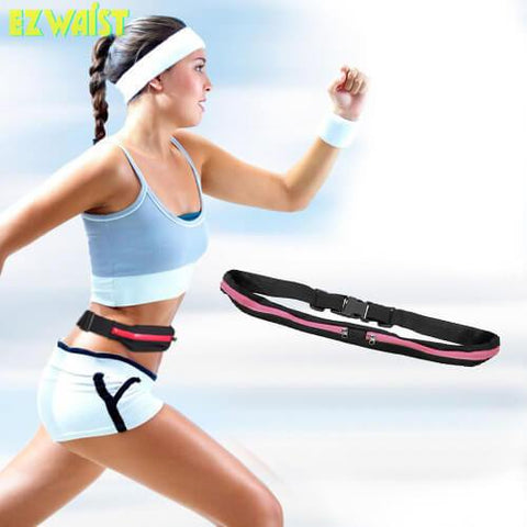 EzWaist™ Fitness Belt Bag