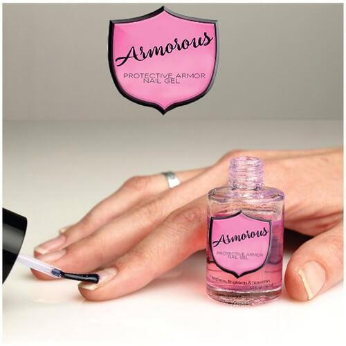 Armorous™ Protective Armor Nail Gel