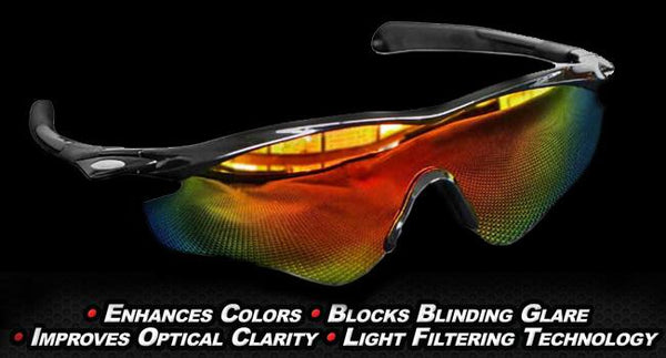 VividVision™ - Blocks Glare & Enhances Colors
